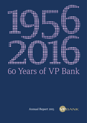 Annual Report 2015 - VP Bank Group